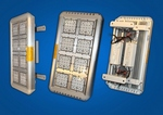 Светодиодный светильник туннельного освещения СС 230-42 ООО ЭВП